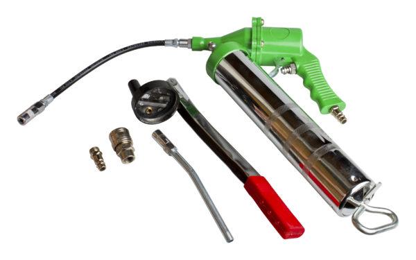 Air sealant & grease guns