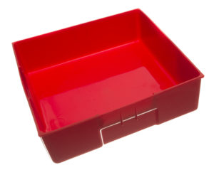 Transport boxes & storage trays
