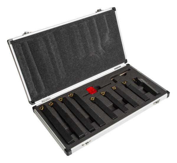 Lathe tool sets