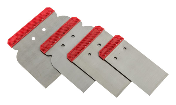 Body filler spatulas