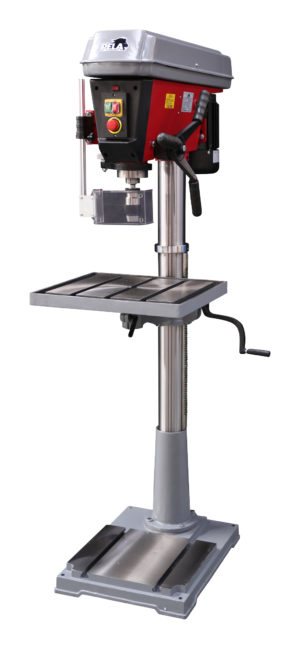 Woodworking drill presses
