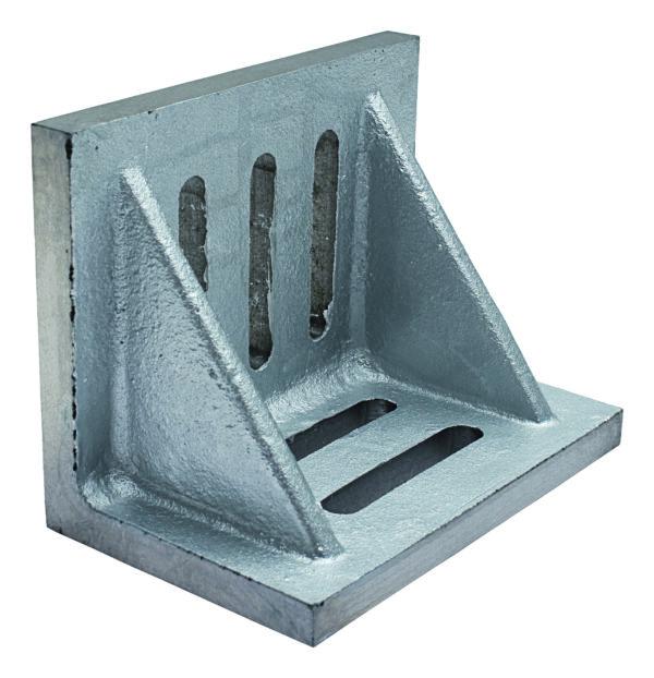Open end angle plates