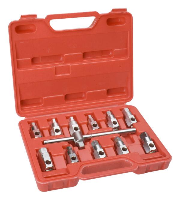 Oil filter & drain plug tools