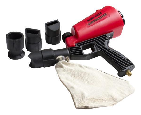 Spot blasters