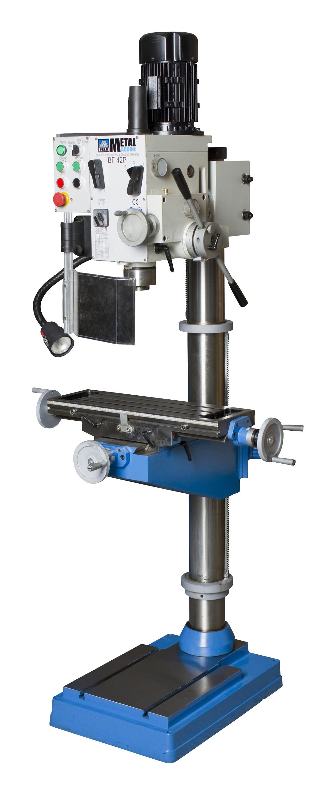 Buy Drill & milling machine BF42P at Pela Tools