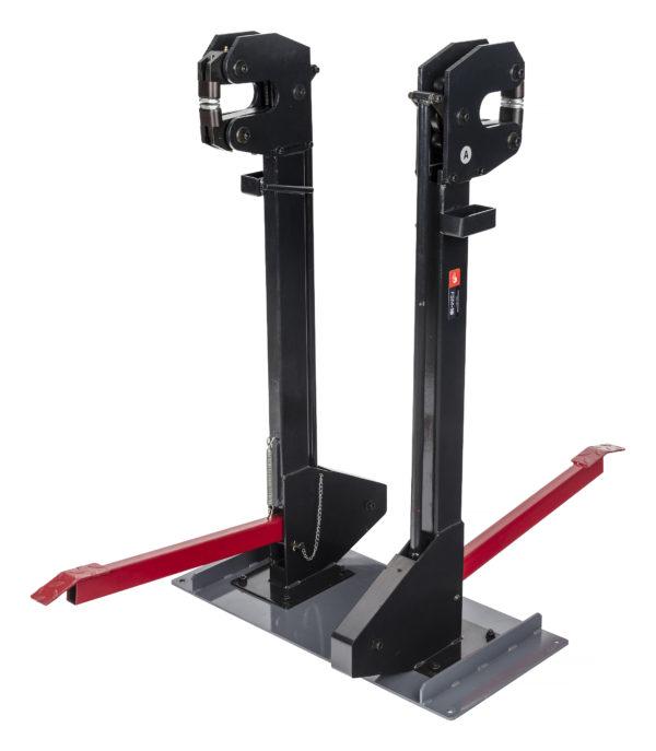 Shrinker & stretcher machines